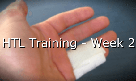 HTL Training – Week 2