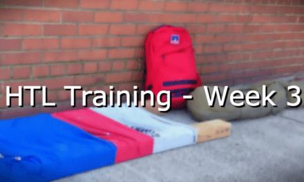 HTL Training – Week 3