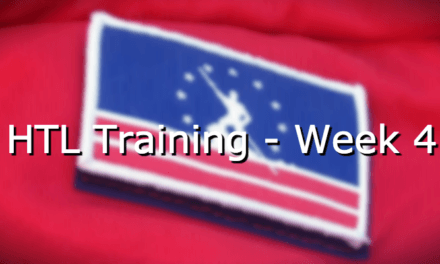 HTL Training – Week 4