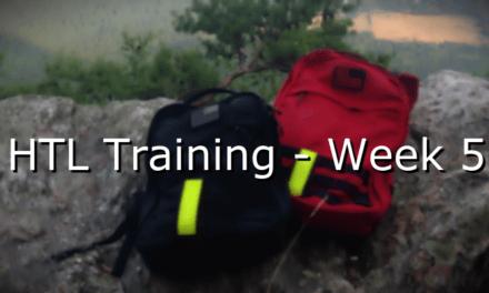 HTL Training – Week 5