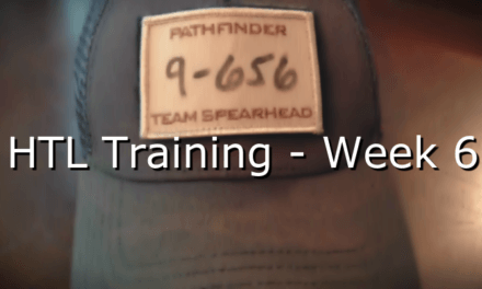 HTL Training – Week 6