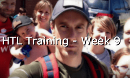 HTL Training – Week 9
