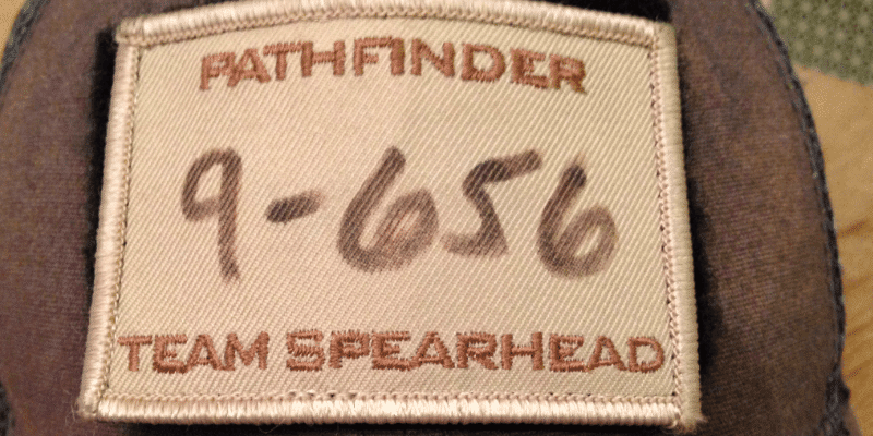 Team Spearhead Pathfinder Training Program AAR