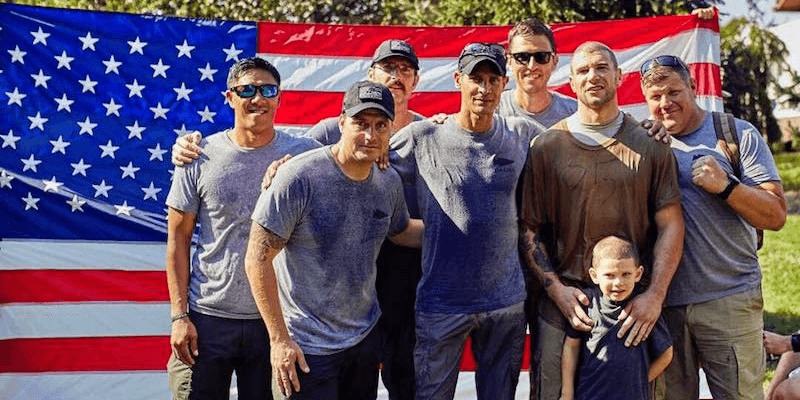 GORUCK Selection Finisher Interview with Mark Klemm #35 | Part 2