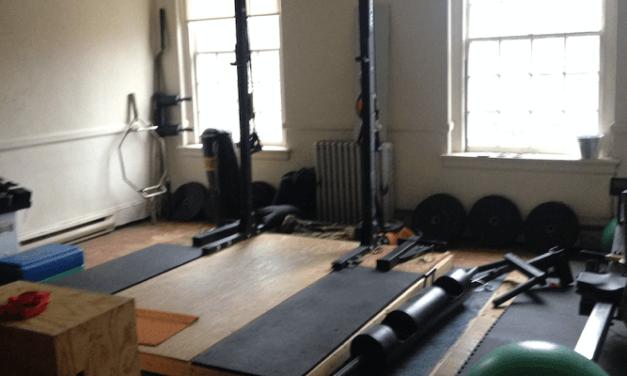 February 2017 Training Logs