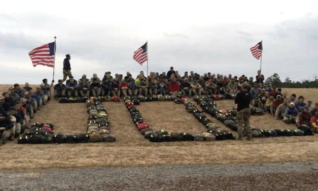 Joe Warner Memorial Bragg Heavy AAR – 2017