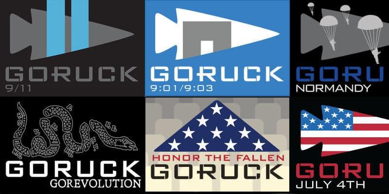 Best GORUCK Event