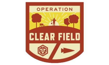 GORUCK + Ingress = Operation Clear Field