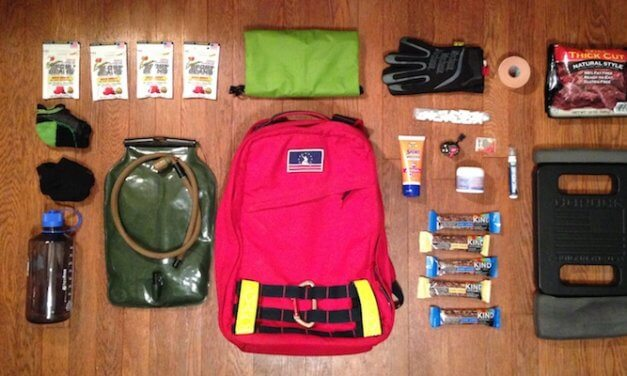 Packing Video for GORUCK Heavy, Tough, and Light
